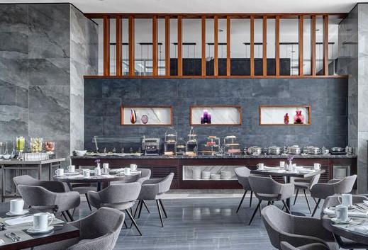 Toborochi, Marriott Santa Cruz, Hospitality Interiors, Restaurant Design