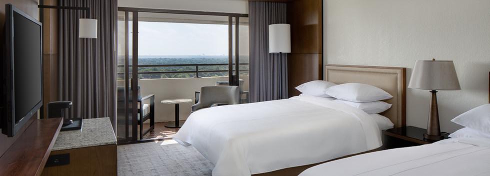 Marriott San Antonio Northwest, Hotel Design, Hospitality Interiors, guestroom design