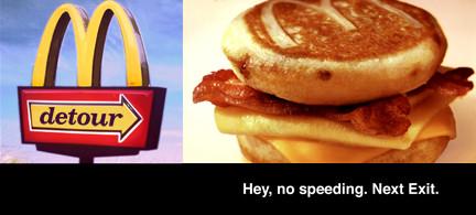 McDonalds Franchisee Outdoor