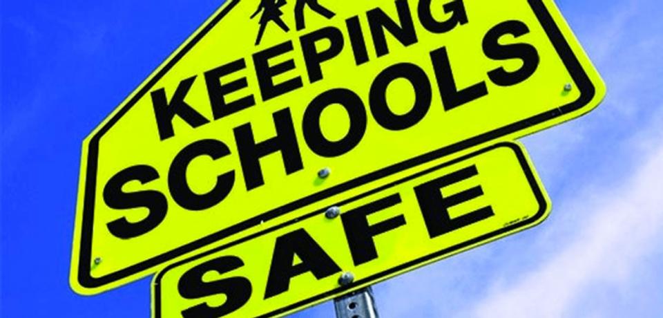 Fusek school safety access control metal