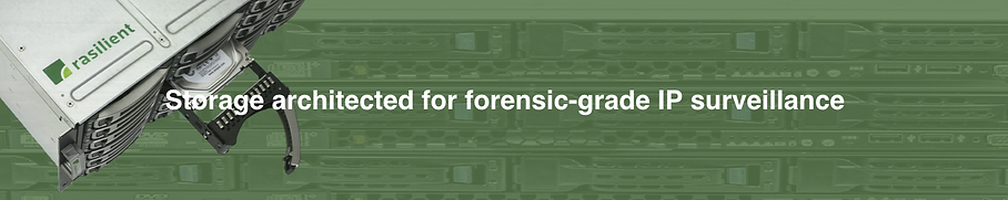 government security storage forensic