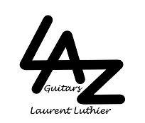 Logo LAZ Guitars pour autocollant 3_edit