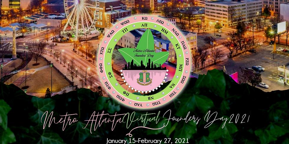2021 Virtual Metro Atlanta Founders' Day