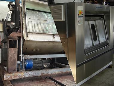 lavanderia industrial ficmams