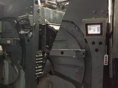 automatizacion lavanderia ficmams industrial