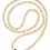 Thumbnail: W BOHEMIAN ROCK KAULAKORU / NECKLACE_8mm (Natural wood)