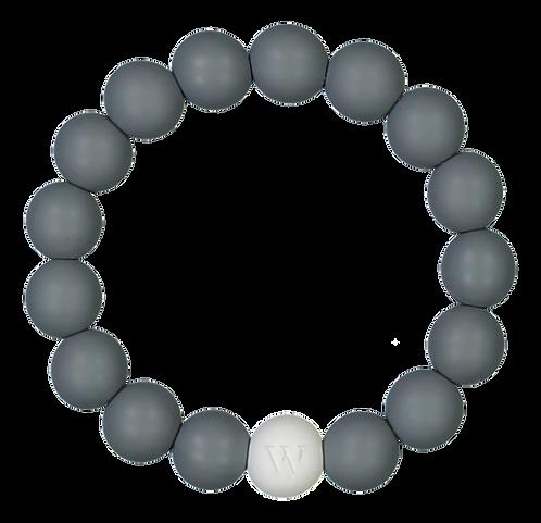W PURE RANNEKORU / BRACELET - White edition (Grey)