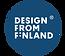 Kaikki tuotteet ovat saaneet Design From Finland tunnuksen