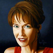 People Art, DEBBIE JORDE, by Logan Madsen. SHOP LMFA for GICLEE and PHOTO Prints