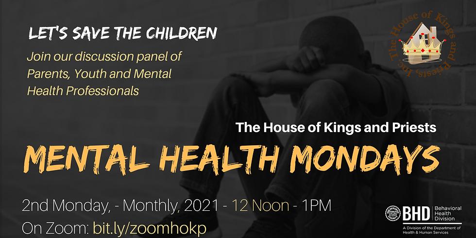 Mental Health Mondays (July)