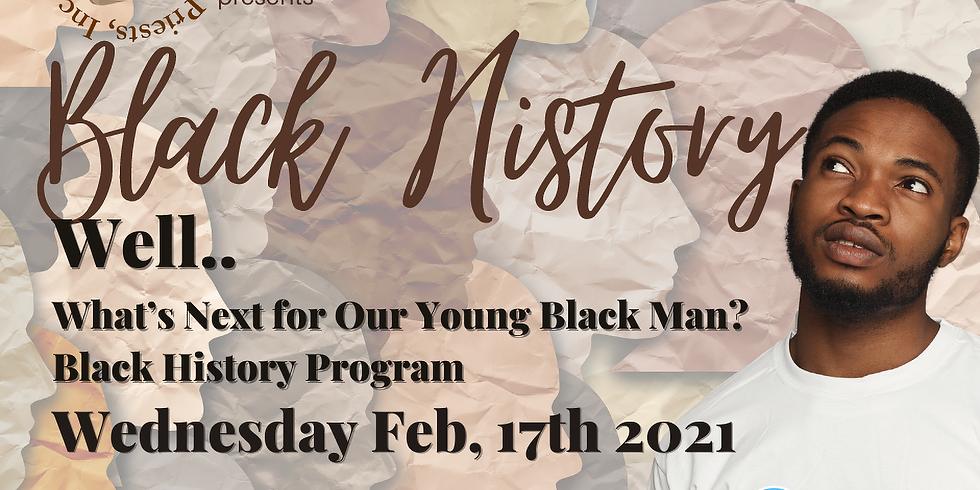 The HOKP Black History Event