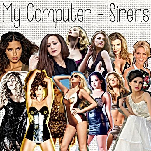 My Computer, SIRENS, Original Artwork