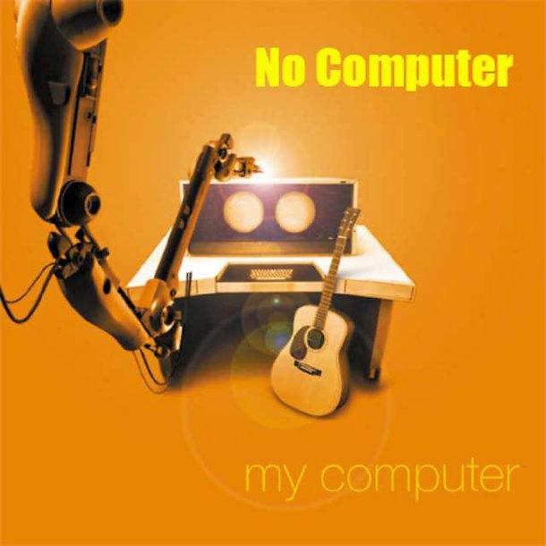 My Computer, No Computer, Original Artwork