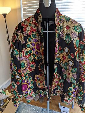 Vintage Silk Carlisle Jacket