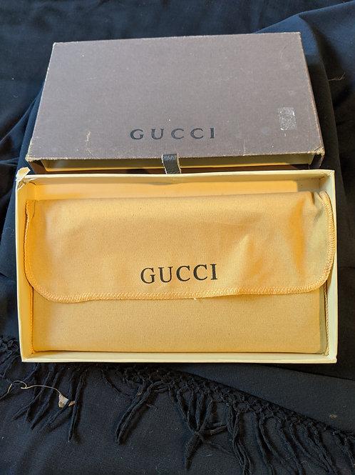 Gucci Passport/Travel Holder
