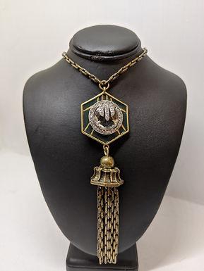 LULU FROST Tassle 22' Necklace