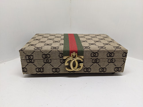GUCCI Vintage Jewelry Music Box. RARE