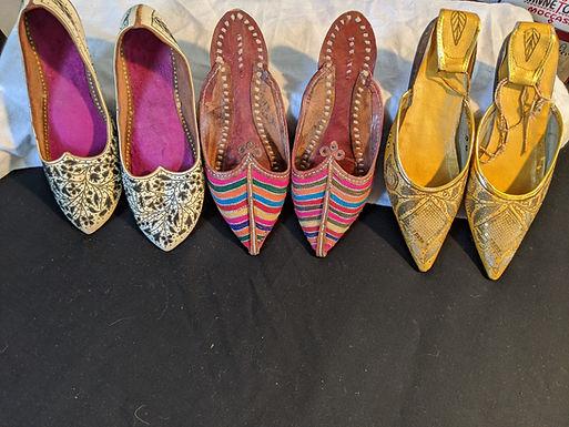 Ladies Jutti Size 8 - 3 Pair