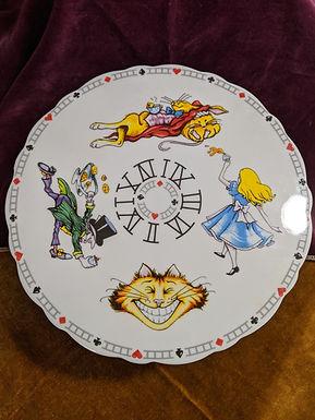 Alice In Wonderland Serve Set - Paul Cardew Edition