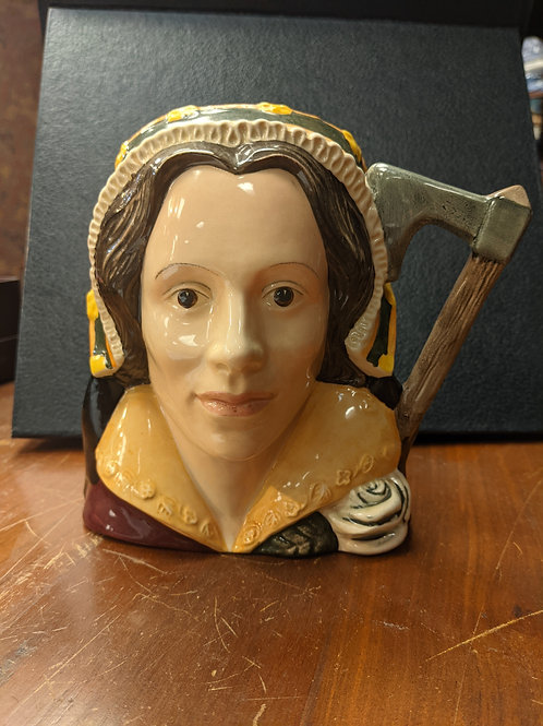 Catherine Howard Large Royal Doulton Toby Character Mug.