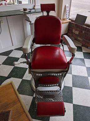 F. & F. Koenigkramer Barber Chair
