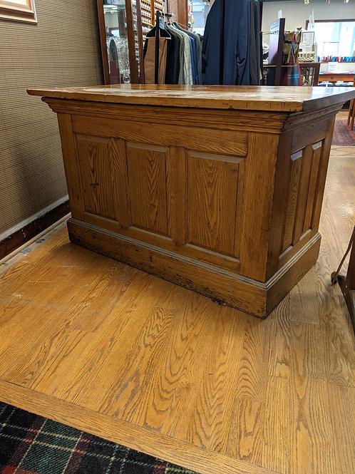 Antique Solid Wood Bar/Sideboard