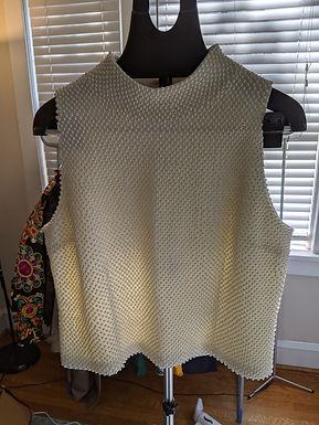 J. Peterman Pearl Covered Shirt