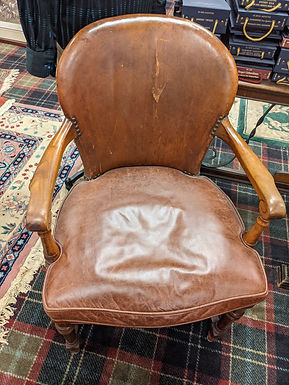 Execuitive Leather Chairs (4 chairs)