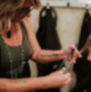 Allison Rieck hairstylist