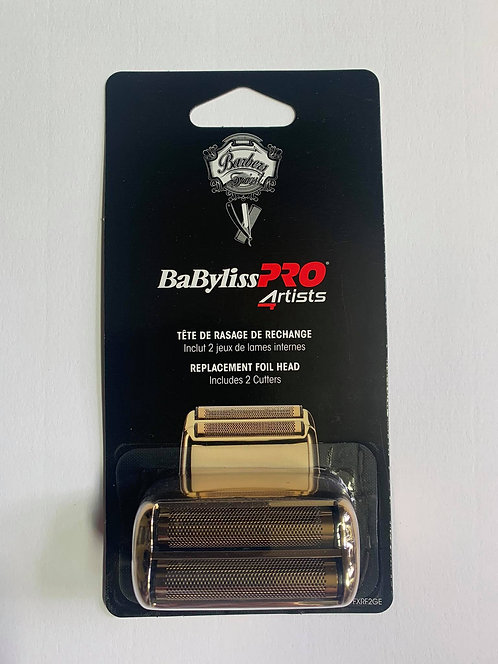 Gold Shaver Replacement