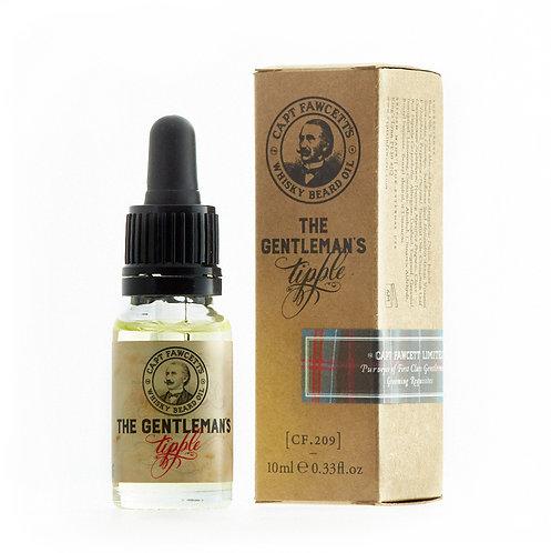 Whisky The Gentleman's Tipple S Beard Oil 10ml