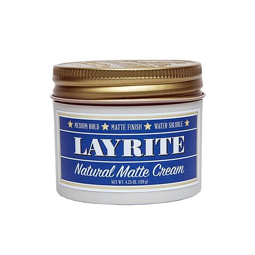 Natural Matte Cream 120gr
