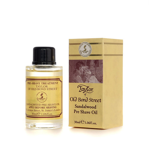 Sandelwood Shaving Oil 30ml