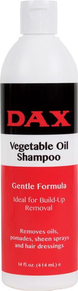 Vegetable Oil Shampoo 397g