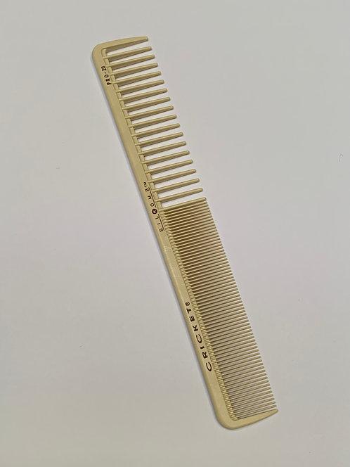 Cricket Comb Finish