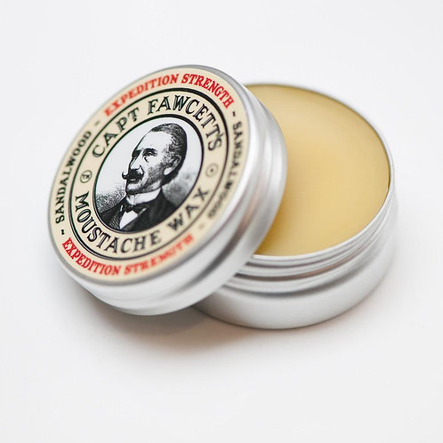 Extra Strength Moustache Wax 15ml