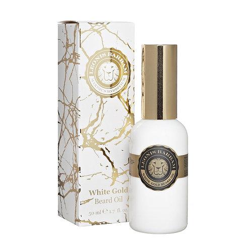 White Gold Beard Oil 50ml