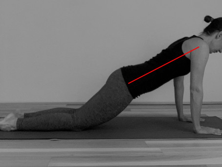 A beginner's guide to a familiar, yet hard, yoga sequence of poses