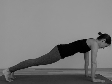 Doing Plank Correctly