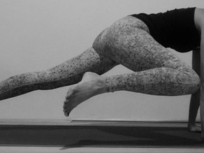 Side Plank short sequence