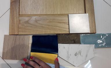 Подбор отделочных материалов