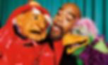 Mr. D and Friends Ventriloquism