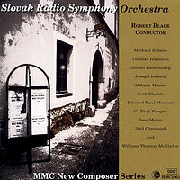 MMC New Composer Series album cover