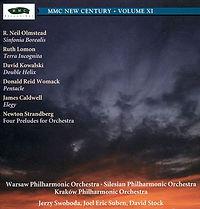 MMC New Century album cover