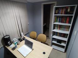 gabinete pastoral