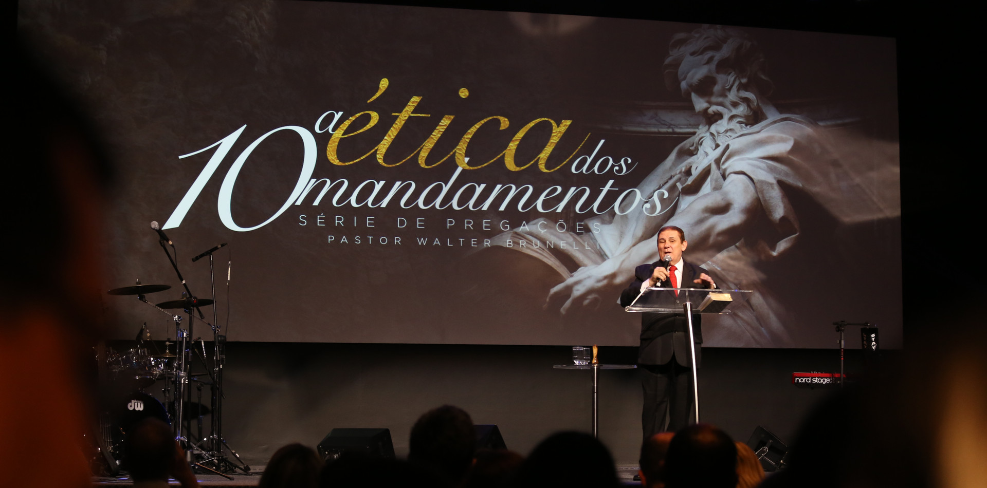 """Série """"A ética dos 10 mandamentos"""""""