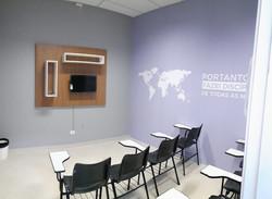Sala multimídia