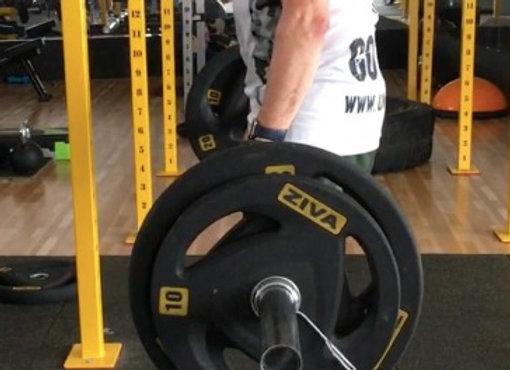 Åldersindelad styrketräning för nybörjare 40 - 80+ Hisings Kärra