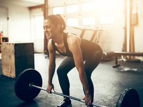 Träning i allmänhet och styrketräning i synnerhet