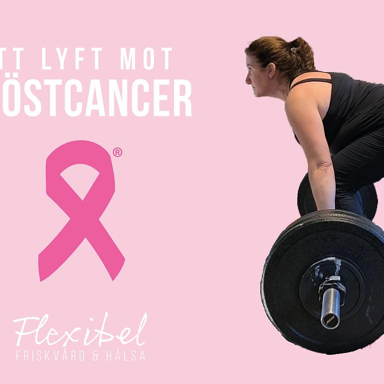 Ett lyft mot bröstcancer
